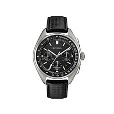 Bulova Moon Chronograph Watch Set