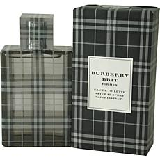 Burberry Brit by Burberry - EDT Spray for Men 1 oz.