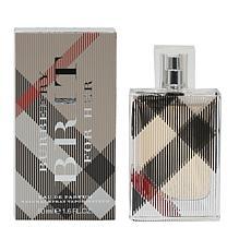 Burberry Brit Ladies 1.7 oz. Eau De Parfum Spray
