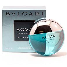 Bvlgari Aqua Marine Pour Homme Eau De Toilette Spray - 3.4 oz.