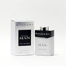 Bvlgari Man Extreme Eau De Toilette Spray - 2 oz.