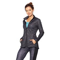 Bzees Peplum Jacket with SPF 40