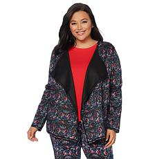 Bzees Reversible Joan Jacket with SPF 40