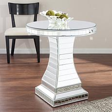Callisburg Mirrored Bistro Accent Table