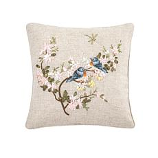 C&F Home Bluebird Pillow