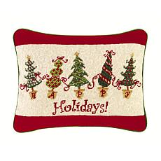 C&F Home Dancing Tree Pillow