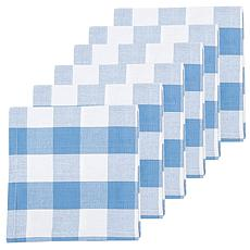 C&F Home Franklin Cornflower Napkin Set of 6