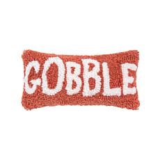 C&F Home Gobble Hooked Pillow