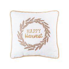 "C&F Home ""Happy Harvest"" Pillow"