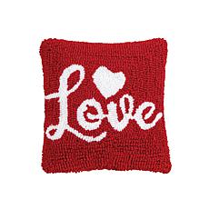 C&F Home Love Script Pillow