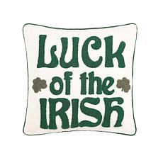 C&F Home Luck of the Irish Pillow