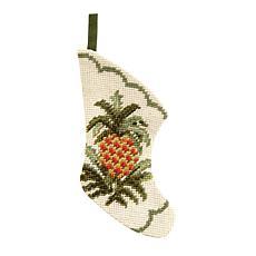 C&F Home Pineapple Mini Stocking
