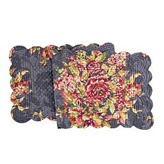 C&F Home Regina Quilted Table Runner