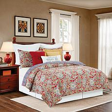 C&F Home Rhapsody Paisley Quilt Set - Twin