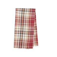 C&F Home Samuel Plaid Towel S-3