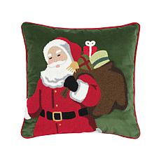 C&F Home Santa Delivery Pillow