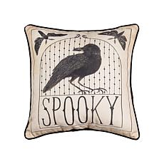 C&F Home Spooky Pillow