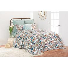 C&F Home Tansy Full/Queen 3 Piece Quilt Set