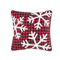 C&F Home Woodford Snow Pillow
