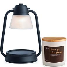 Candle Warmers Black Beacon Lantern Warmer & Home for Christmas Candle