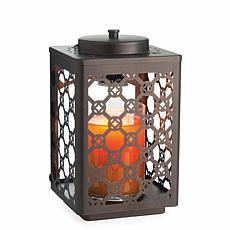 Candle Warmers Etc. Oil Rubbed Bronze Garden Candle Warmer Lantern