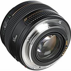 Canon Ef 50mm F1.4 Usm Af Lens