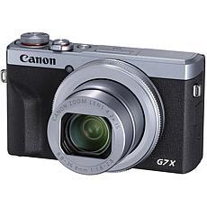 Canon PowerShot G7 X Mark III 20.1MP Digital Camera - Silver
