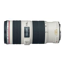 Canon Zoom Telephoto Ef 70-200mm F4l Is Usm Autofocus Lens
