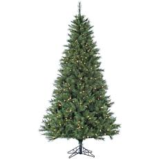 Canyon Pine 7-1/2' Christmas Tree with LED Lighting