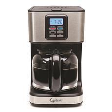 Capresso SG220 12-Cup Glass Coffeemaker