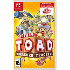"""Captain Toad Treasure Tracker"" Game - Nintendo Switch"
