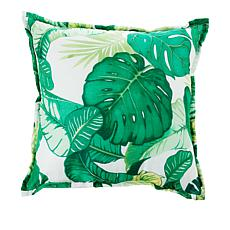 Carleton Varney Kapalua Bay Decorative Quilted Pillow