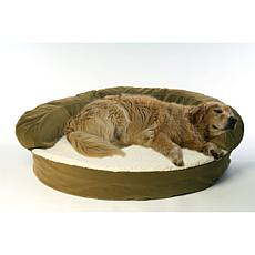 Carolina Pet Company Large Ortho Sleeper Bolster Bed