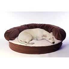 Carolina Pet Company Medium Ortho Sleeper Bolster Bed