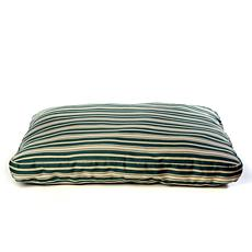 Carolina Pet Company Striped Jamison Pet Bed - Small