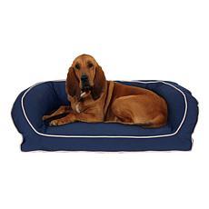 Carolina Pet Lg/XL Classic Canvas Bolster Pet Bed