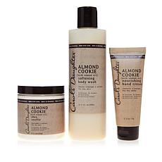 Carol's Daughter Almond Cookie 3-piece Bath and Body Set