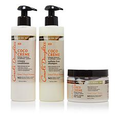 Carol's Daughter Coco Creme Intense Moisture Hair Trio