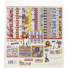 Carta Bella Collection Kit 12X12 - Circus