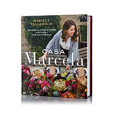"""Casa Marcela"" Handsigned Cookbook"