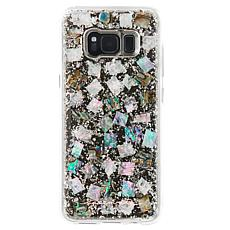 Case-Mate Samsung Galaxy S8 Plus Karat Case - Mother of Pearl