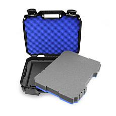 CASEMATIX Console Carrying Travel Case for PlayStation 4 Slim