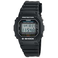 Casio Men's G-Shock  DW5600 Black Digital Watch
