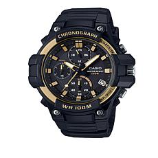 Casio Men's MCW110H-9AV Chronograph Watch