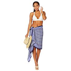 Caya Costa Printed UV 40 Protection Sun Wrap