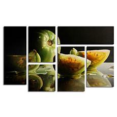 "Cecile Baird ""Ripening"" Multi-Panel Art Set"