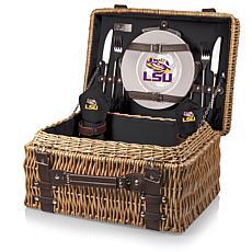 Champion Picnic Basket - Louisiana State University