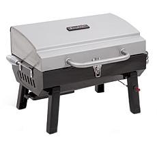 Char-Broil 200 Portable Stainless Steel Gas Grill