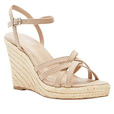 Charles by Charles David Lornne Jute Wedge Sandal