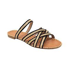 Charles David Stanza Strappy Slip-on Sandal